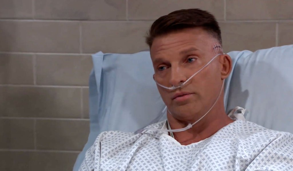 Jason wakes up confused on GH