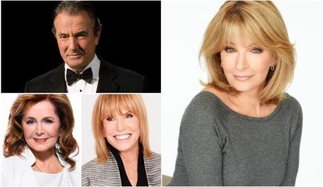 longest serving soap opera actors list photos