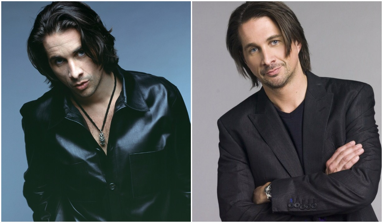 michael easton then now