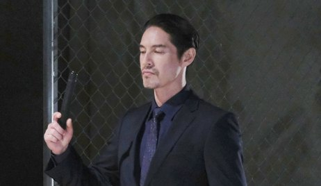 Michael Teh playing Vincent on Days