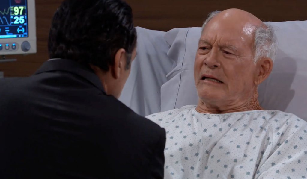 Mike is confused on GH
