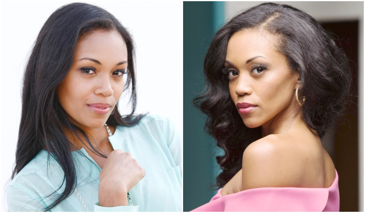 mishael morgan then now