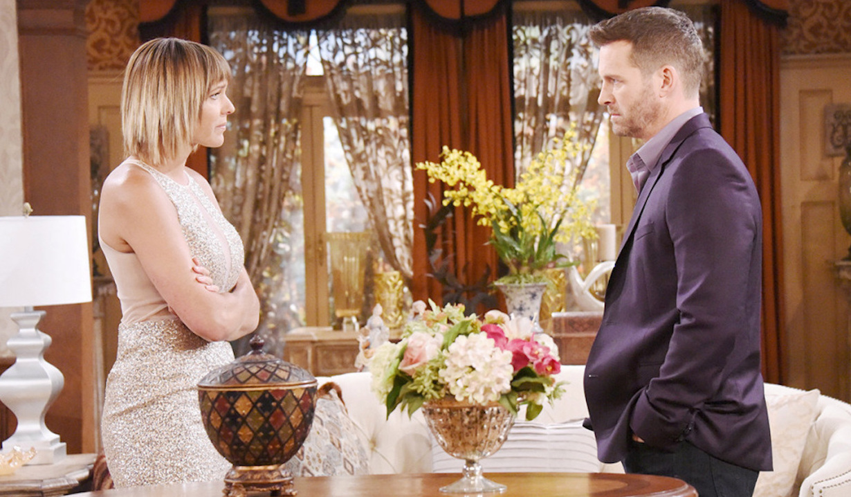 Nicole Walker and Brady Black on Days of our Lives