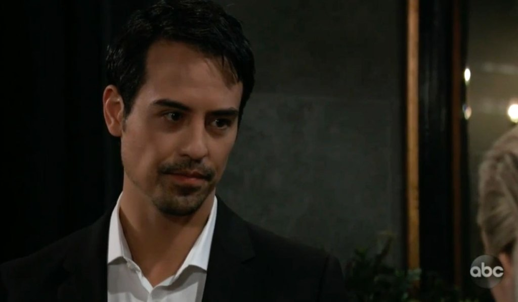 Nikolas tells Lulu about his plan on GH