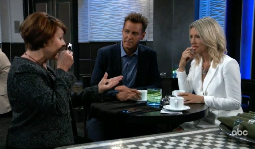 Nina gets news on her locket on GH