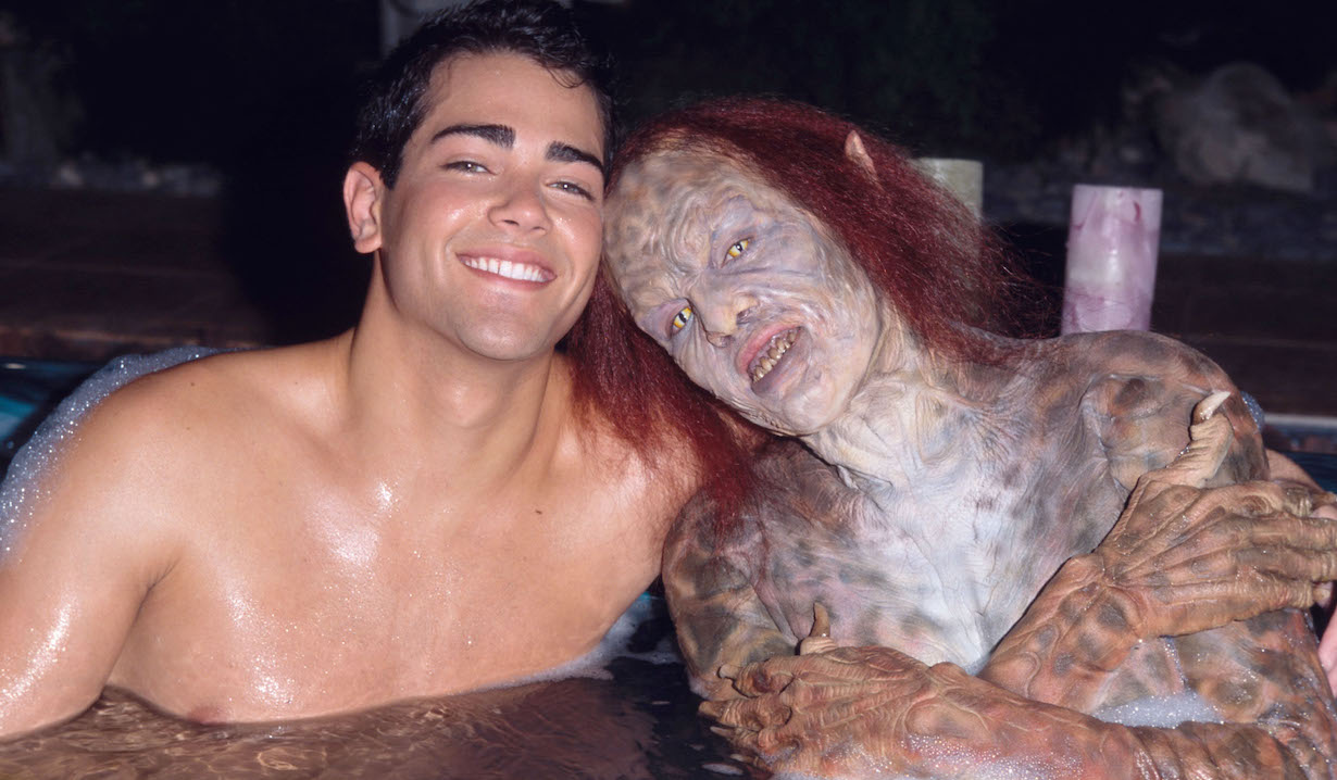 Jesse Metcalfe passions zombie charity jg