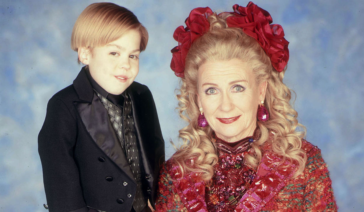 Josh Ryan Evans and Juliet Mills Passions timmy tabitha gallery jp