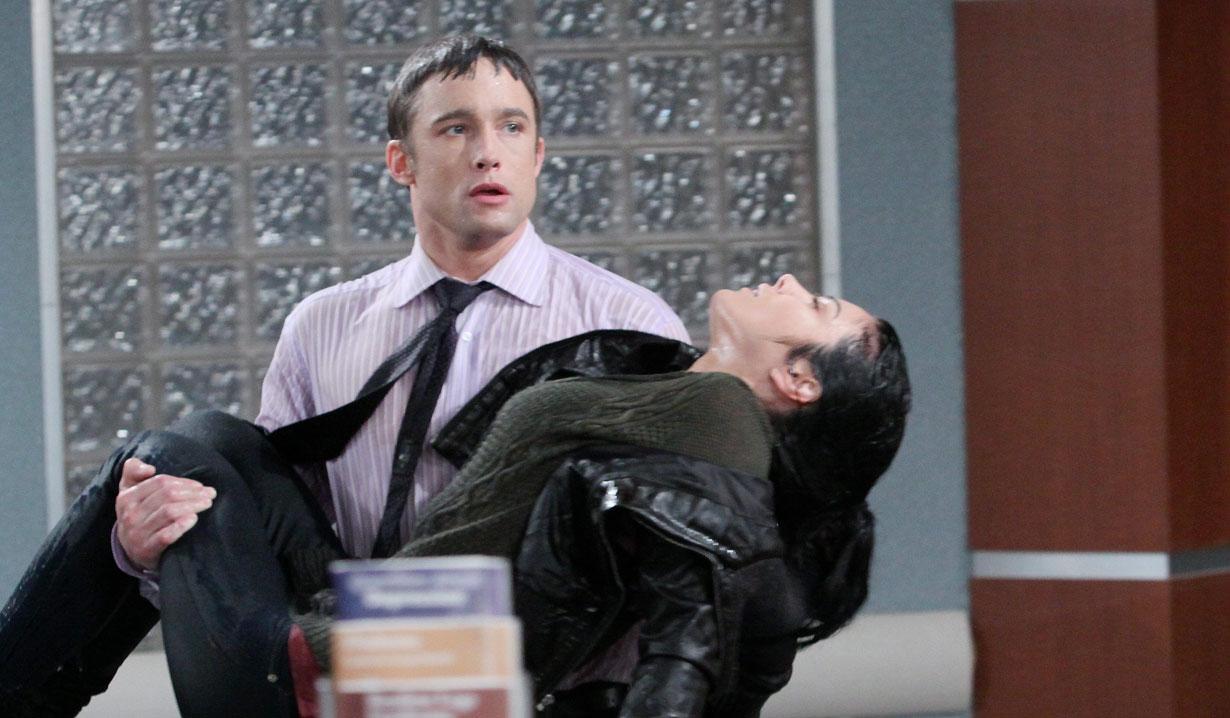 Philip rescues Chloe