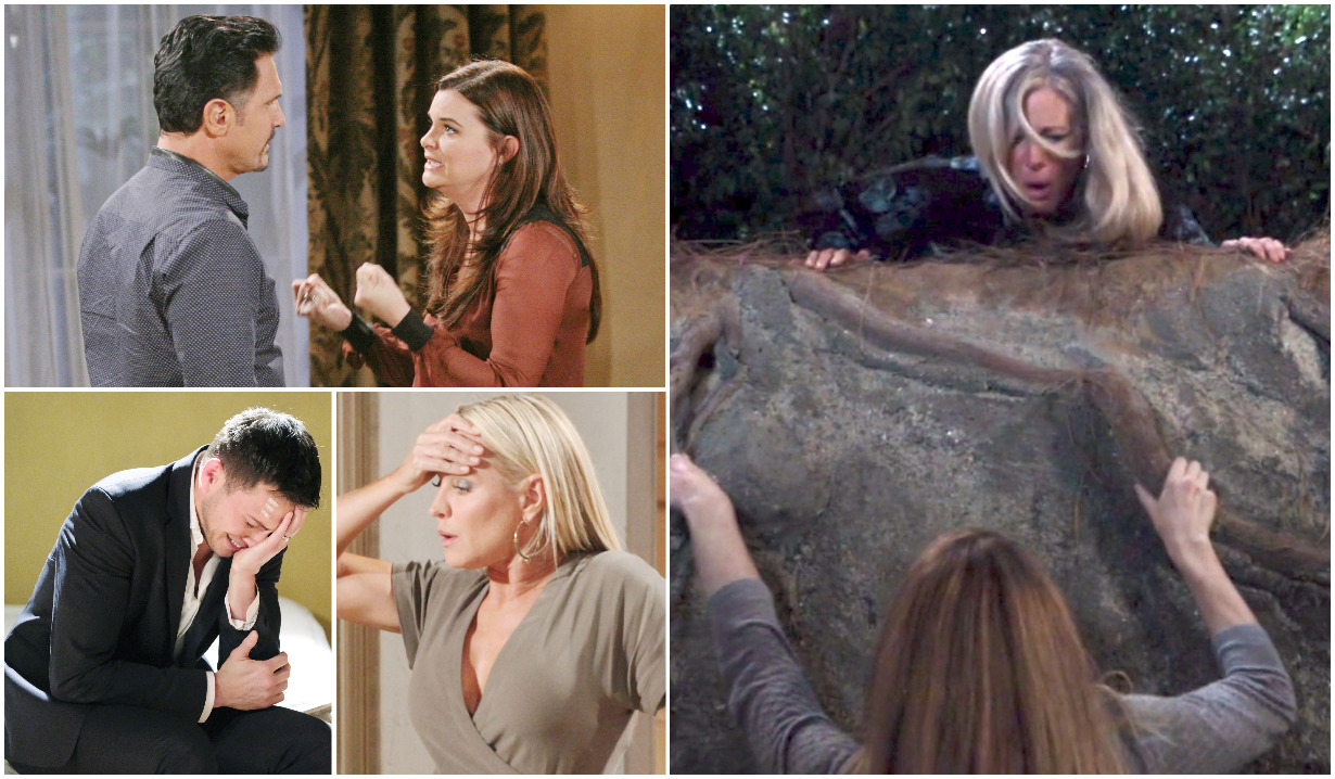 Week in soaps collage August 29