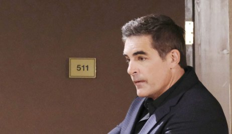 rafe finds an intruder in his home DAYS