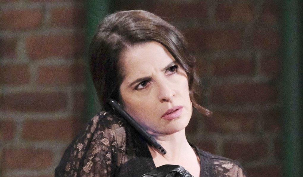 sam feels like she's to blame GH