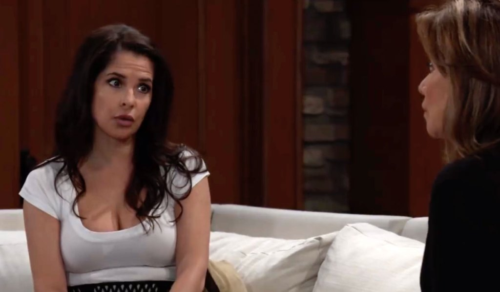 Sam asks her mother about Neil on GH