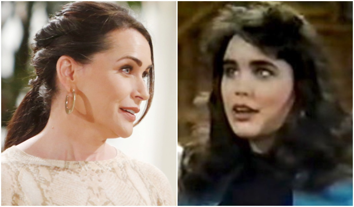 Rena Sofer BB Quinn AW Joyce then now hw nbc