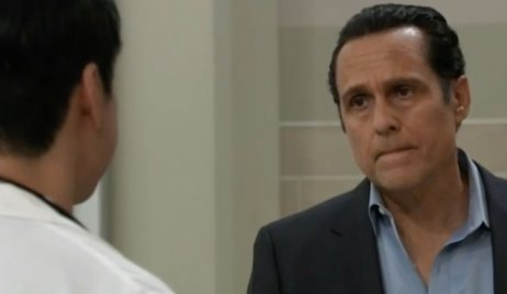 Sonny gets bad news about Mike on GH