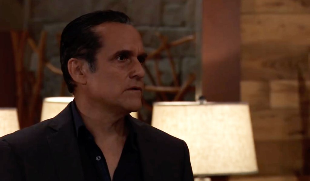 Sonny questions Michael about Nelle on GH