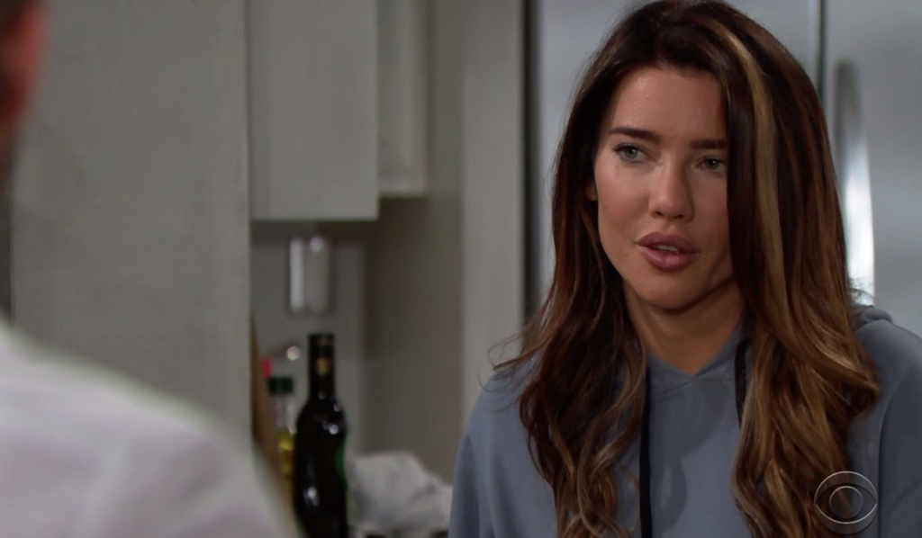 Steffy needs more pills on Bold and Beautiful