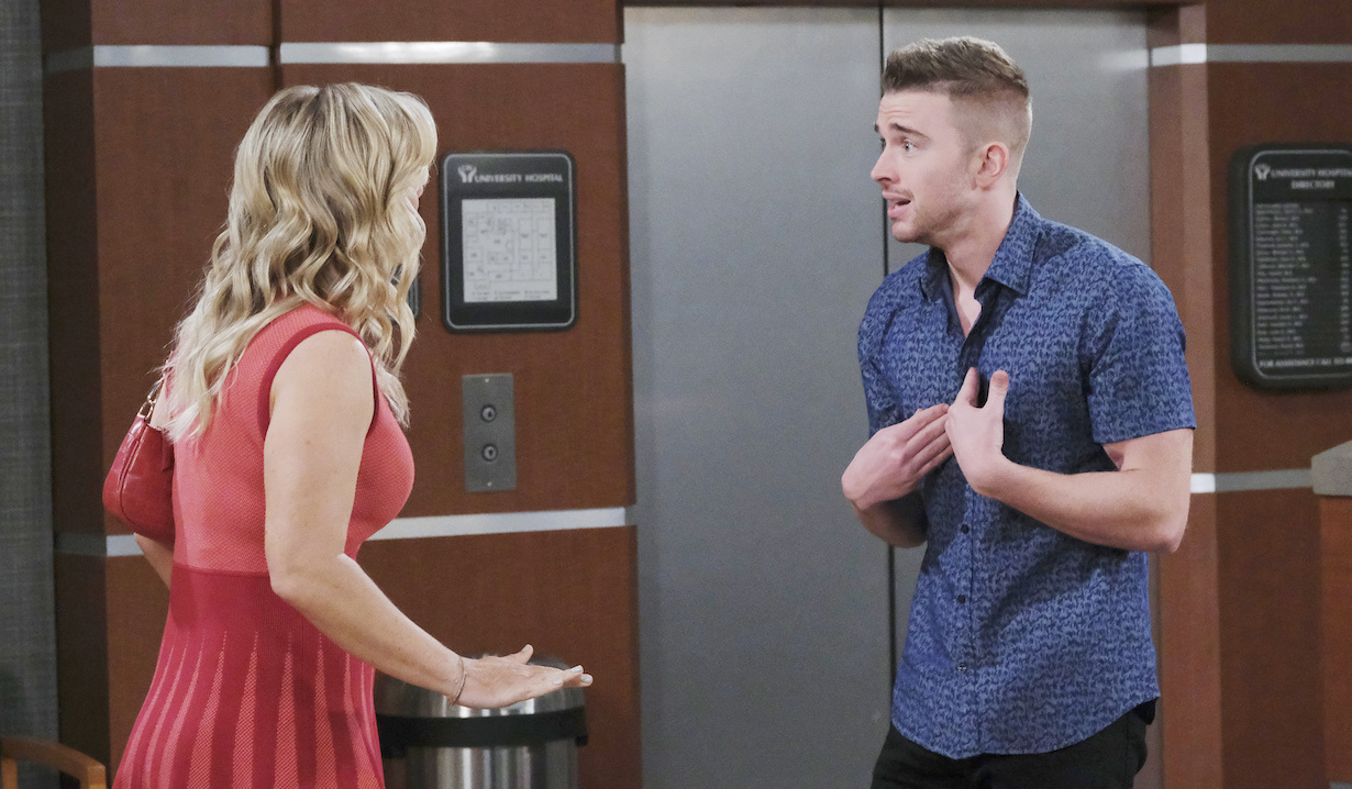 Will Horton and Sami Brady argue on Days of our Lives