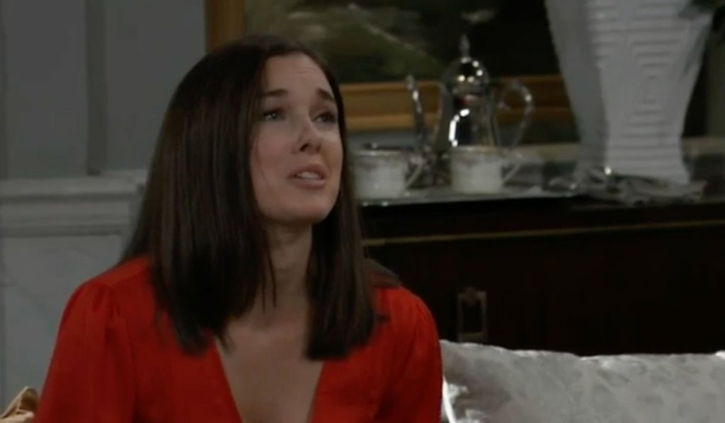 Willow worries to Michael about Nelle on GH