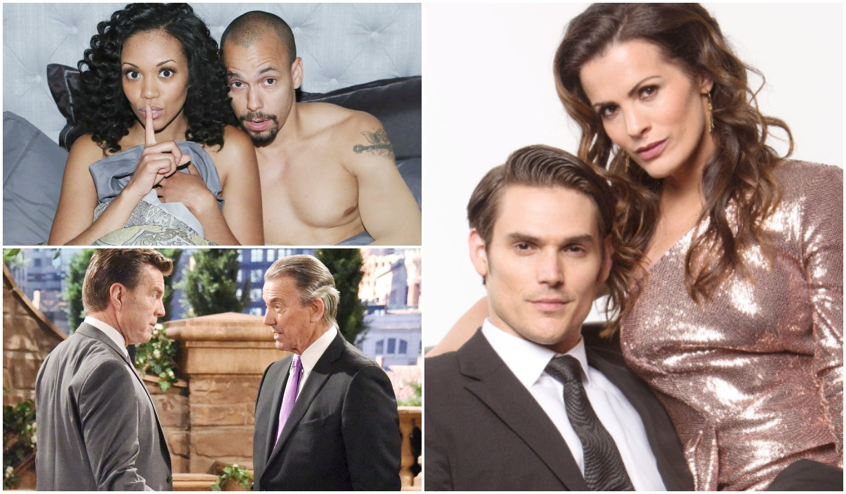 young restless cast mashup