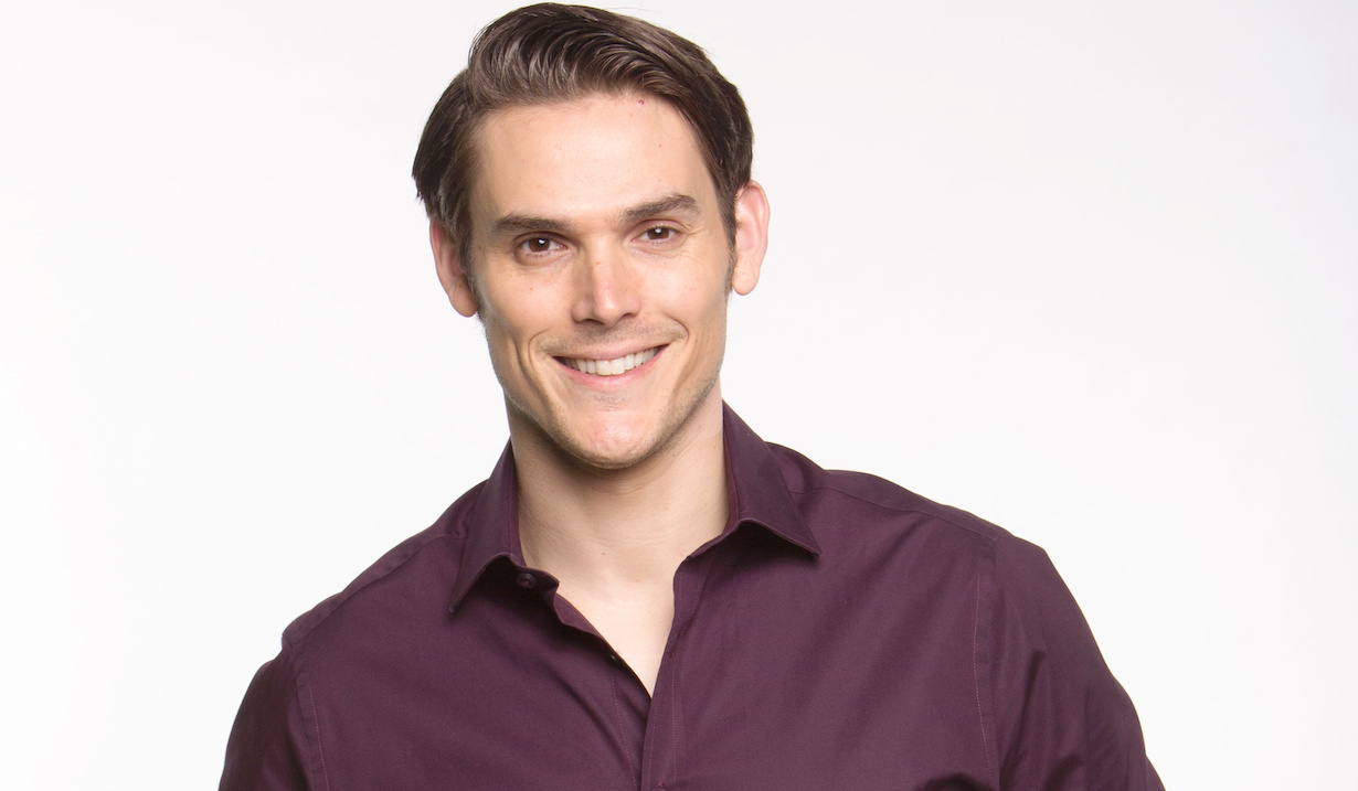 "Mark Grossman hw ""The Young and the Restless"" adam gallery"