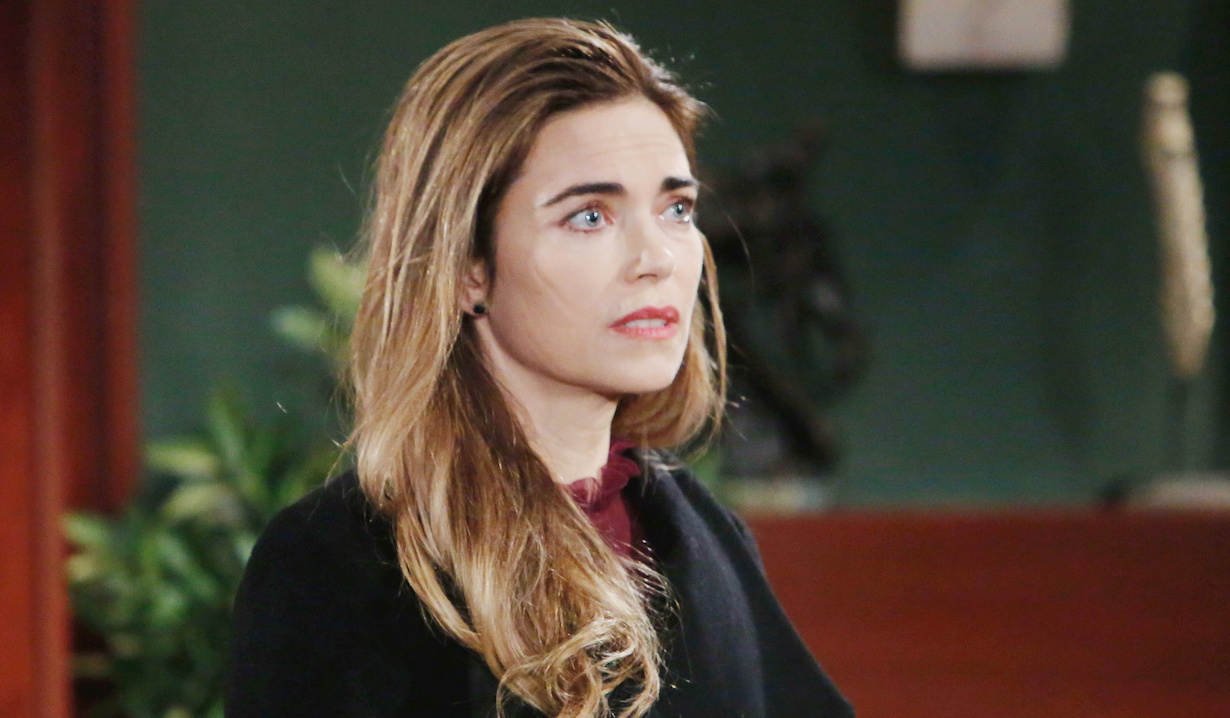 "Amelia Heinle ""The Young and the Restless"" yr victoria hw"