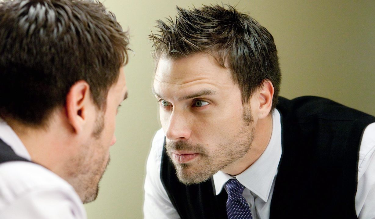 "Joshua Morrow ""The Young and the Restless"" nick mirror gallery hw"