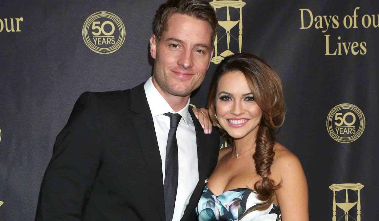 Justin Hartley, Chrishell Stause hw