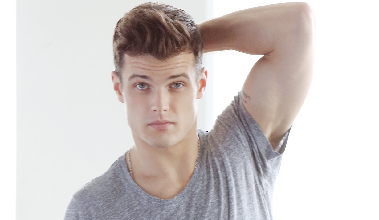 "Michael Mealor ""The Young and the Restless"" kyle hw"