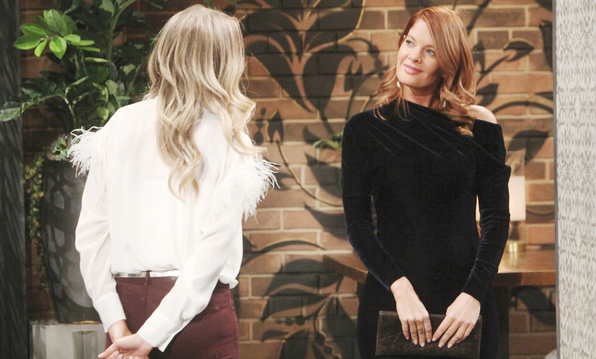 Abby and Phyllis on Y&R