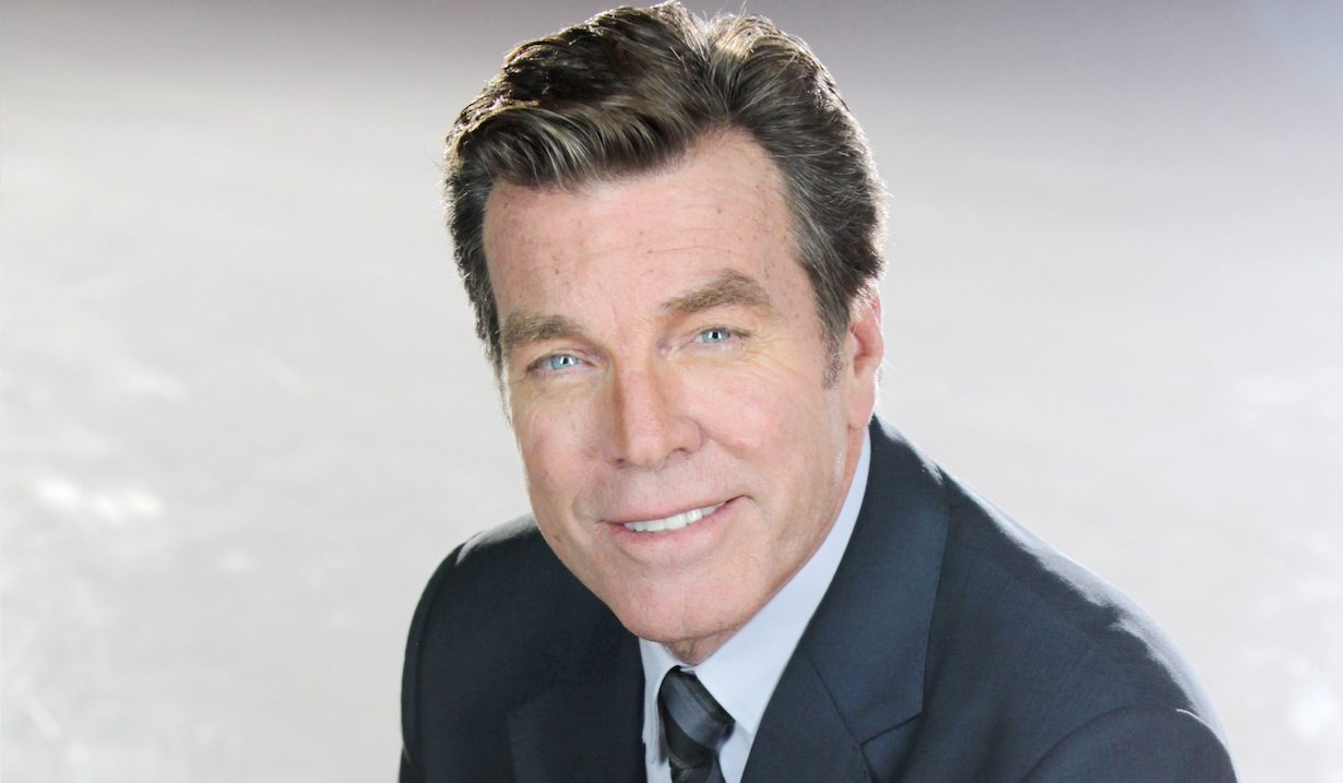 "Peter Bergman ""The Young and the Restless"" jack gallery jp"