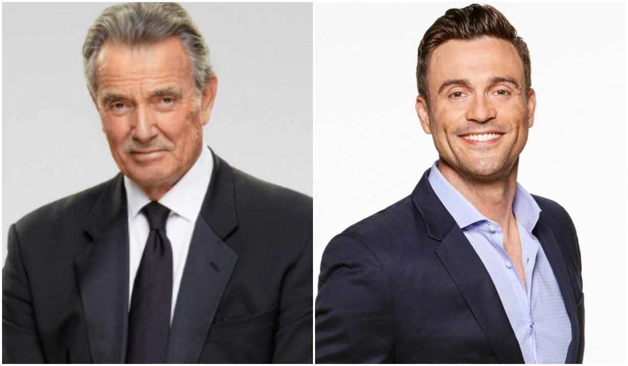 young restless eric braeden victor newman face mask photo