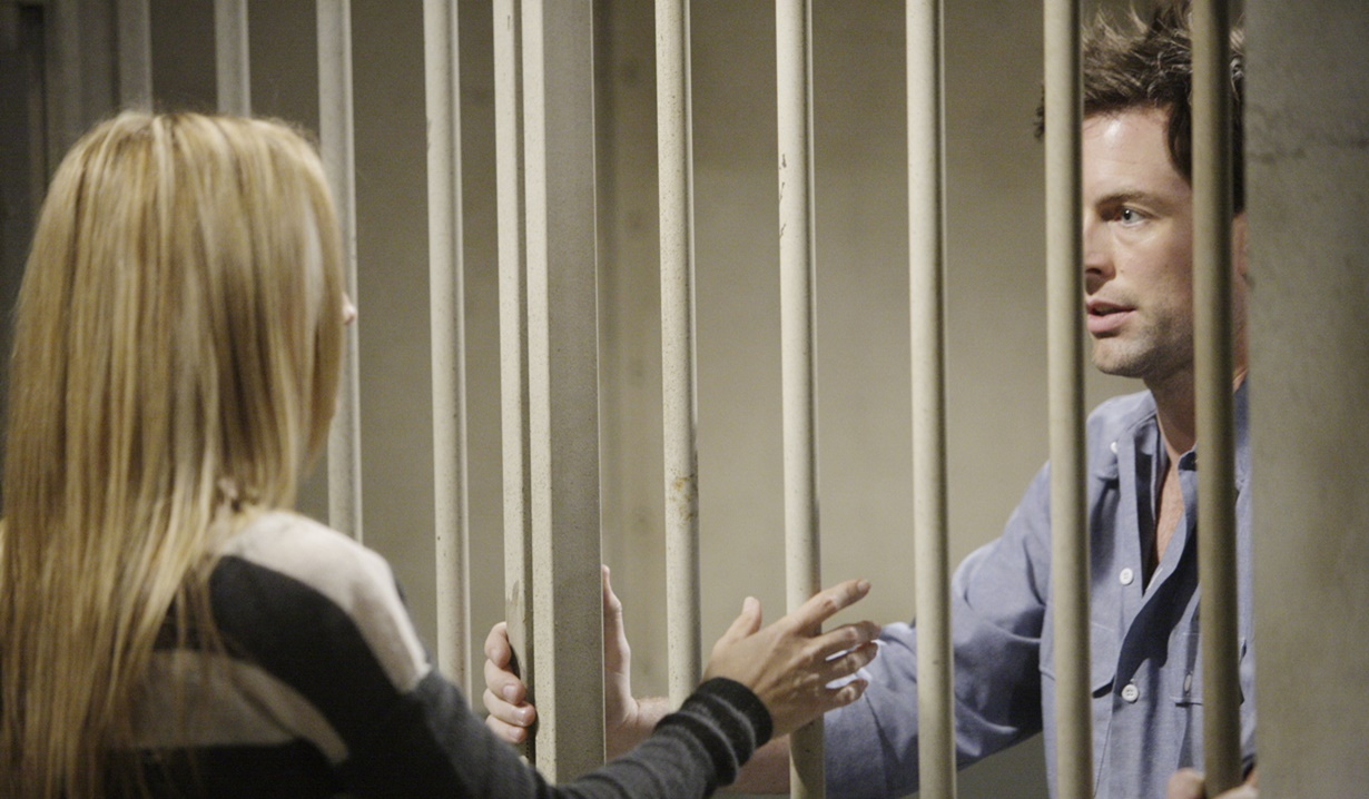 Adam, Sharon jail Y&R