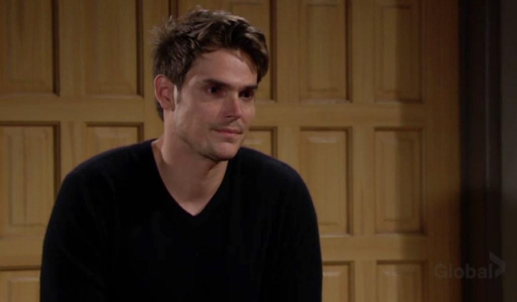Adam breaks up Chelsea Y&R
