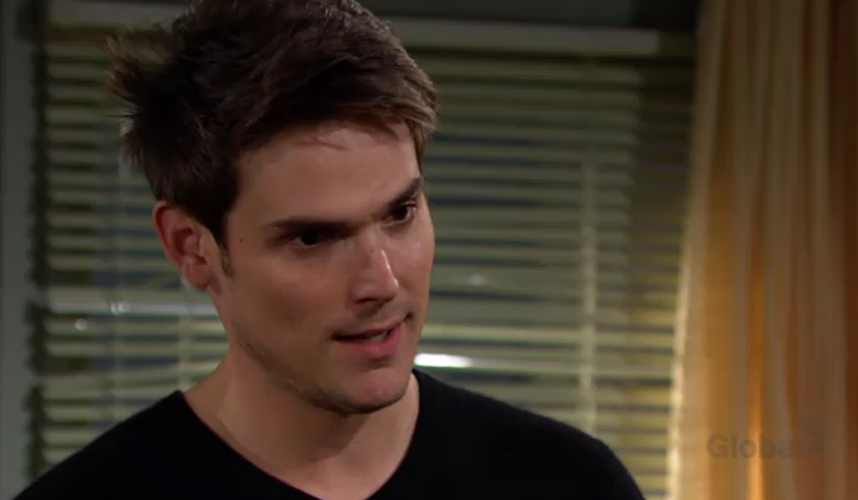 Adam desperate Y&R