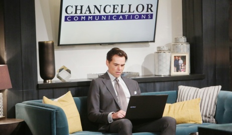 Billy at Chancellor Communications Y&R
