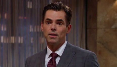 Billy confront adam Y&R