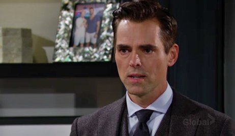 Billy orders Victor out Y&R