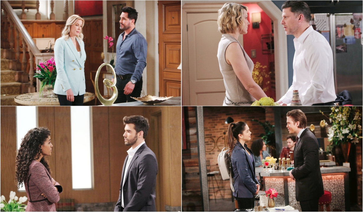 9-5-20 spoilers for bold and beautiful days of our lives general hospital young and restless