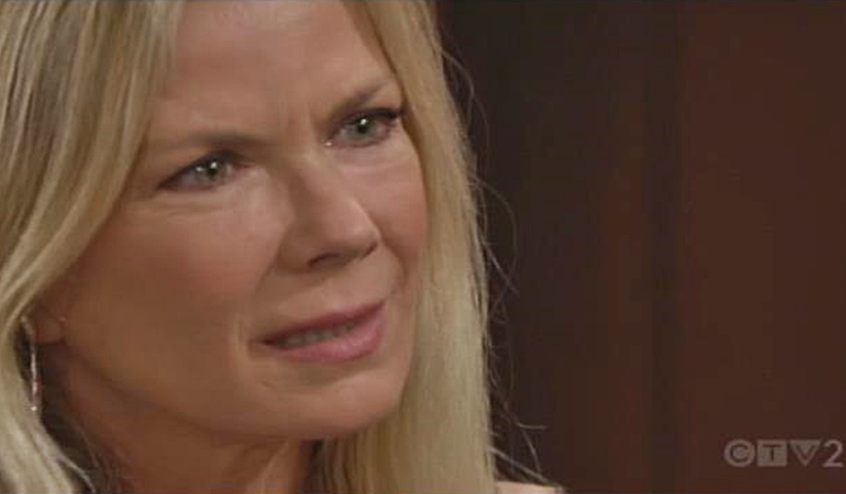 Brooke stunned B&B