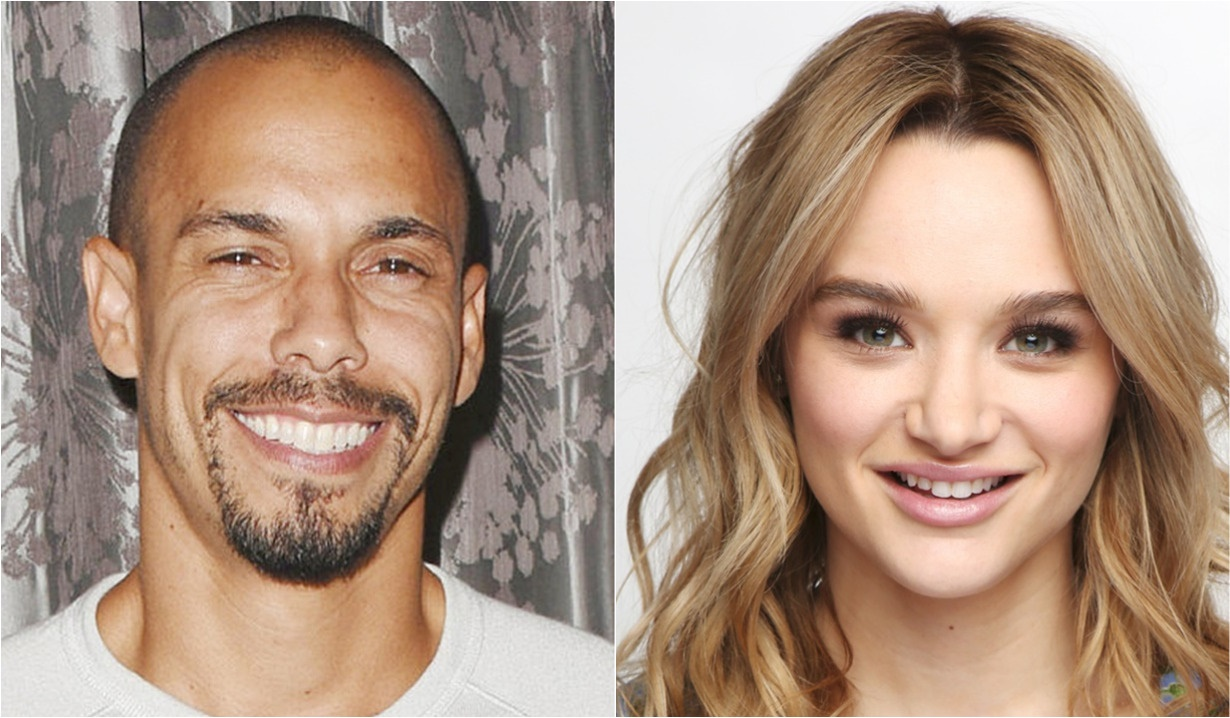 Bryton James, Hunter King video interview Y&R