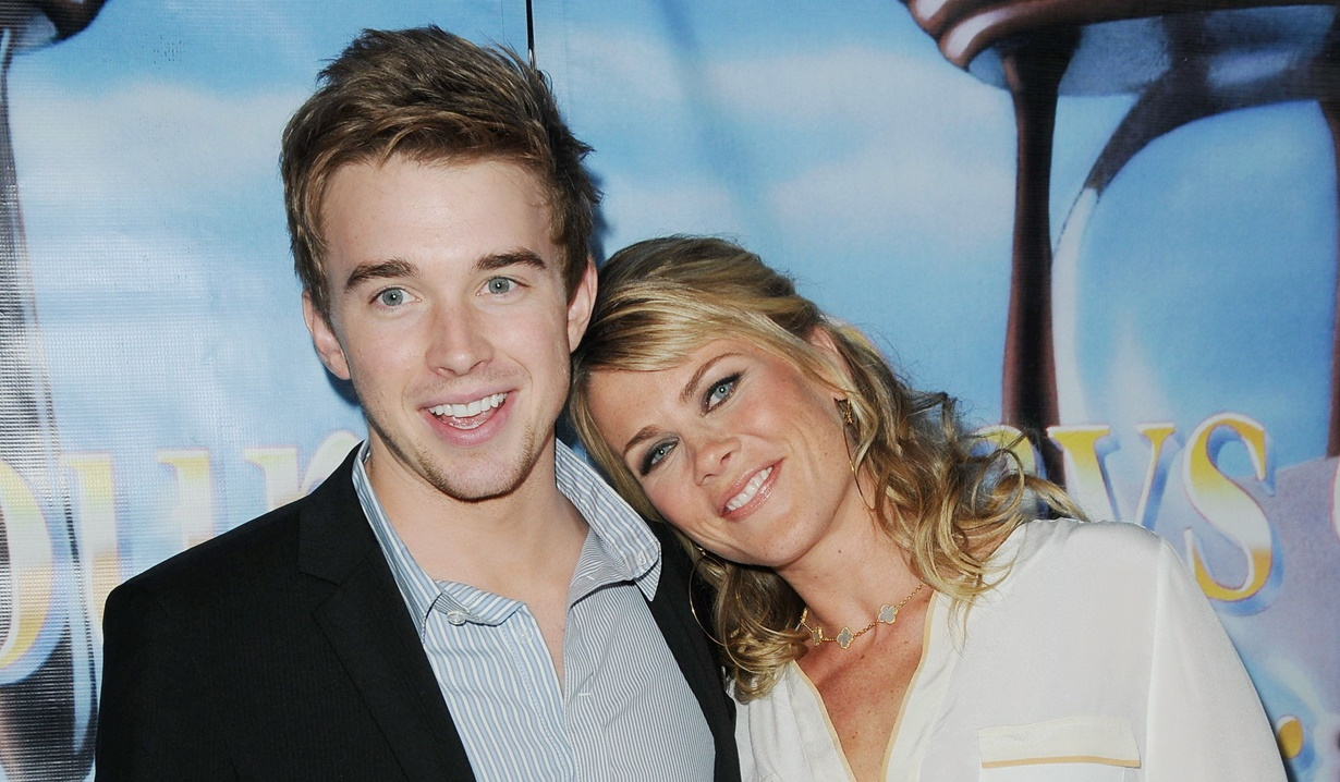 Alison Sweeney, Chandler Massey Days