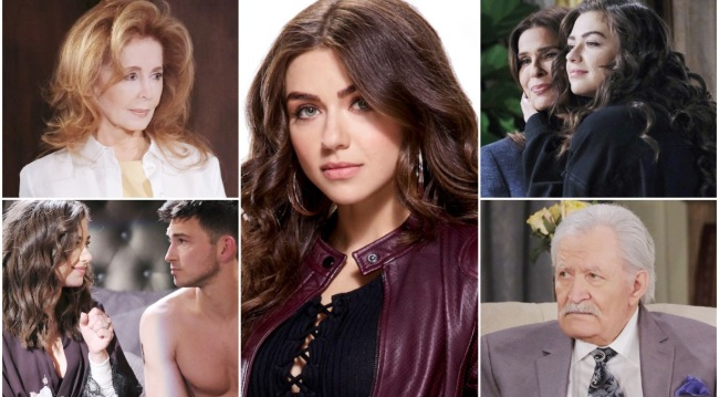 days of our lives characters affected by ciara death