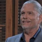 Cyrus talks to Julian at Charlie's General Hospital