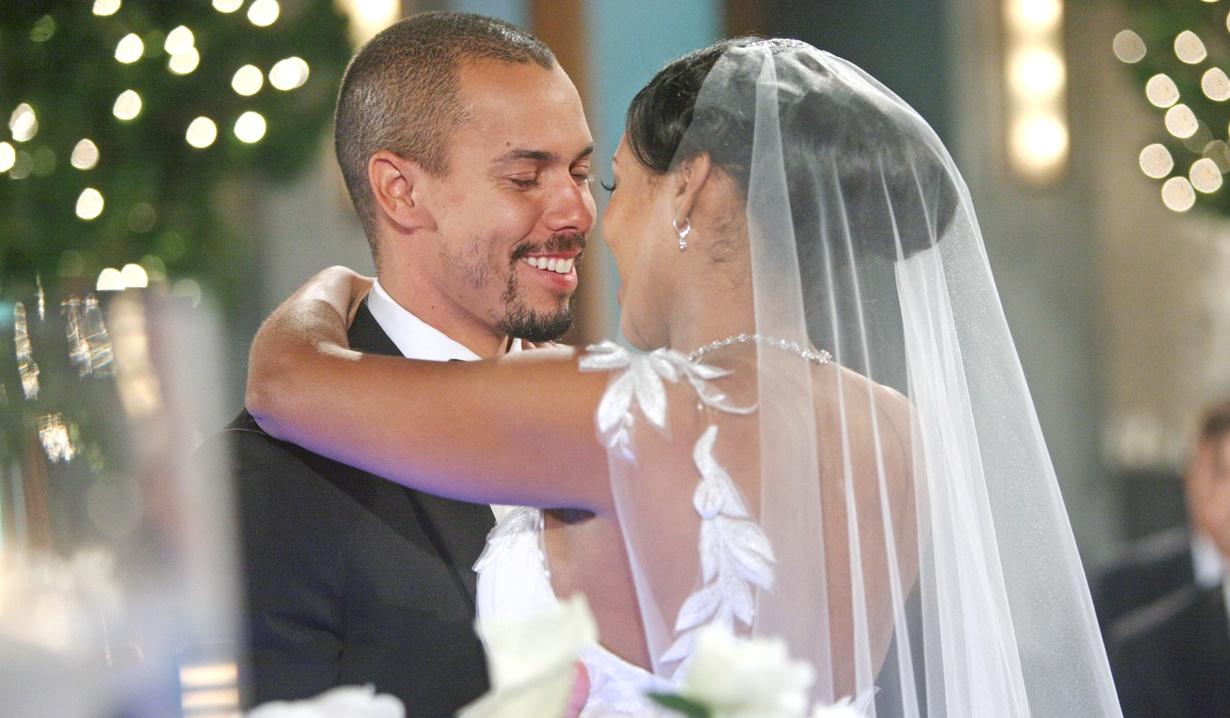 Devon, Hilary wedding Y&R