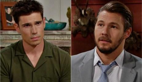 Finn, Liam rivalry B&B