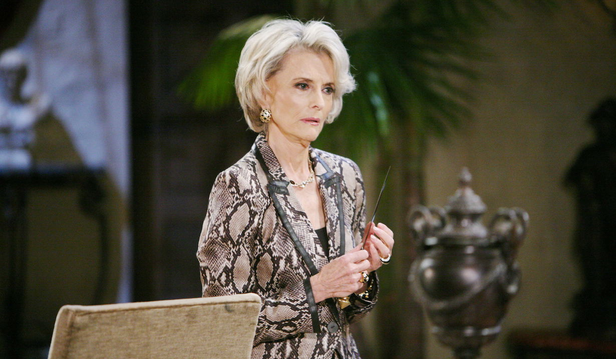 general hospital Helena fingers knife constance towers