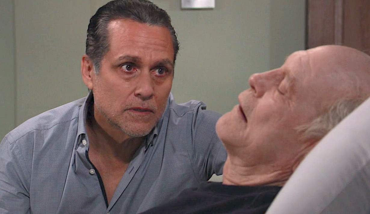 GH mike dying sonny