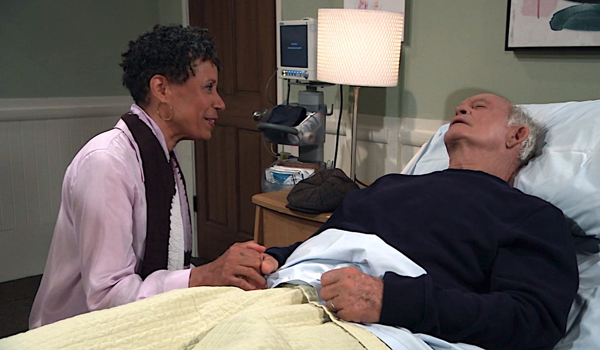 General Hospital Stella Mike Bedside
