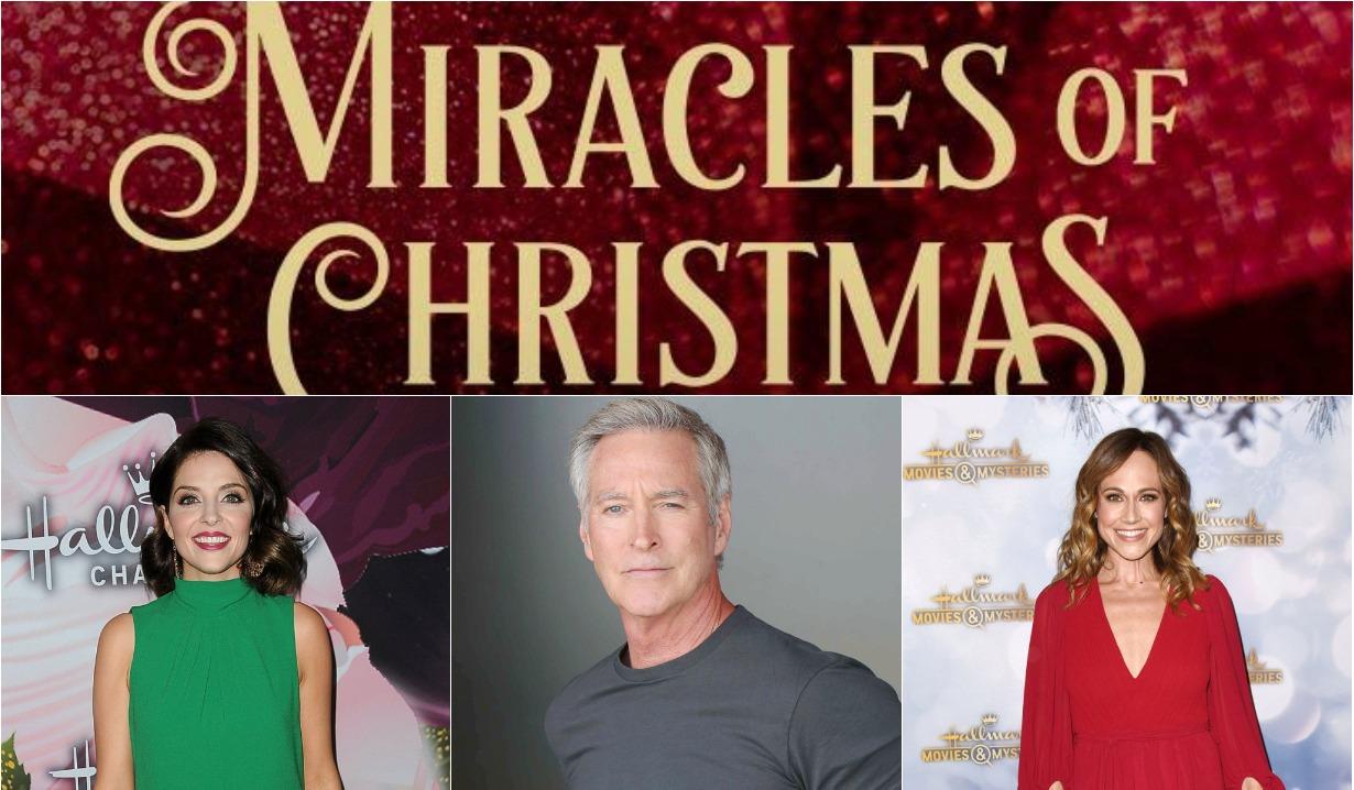 Hallmark Movies & Mysteries Miracles of Christmas 2020