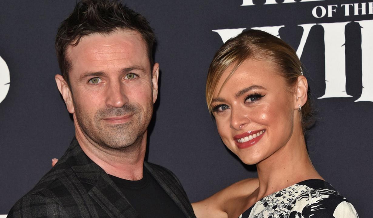 Hayley Erin, Adam Fergus married GH